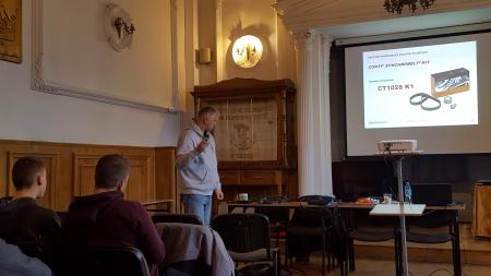 Szkolenie z firmą ContiTech Polska z programu MŁODE KADRY