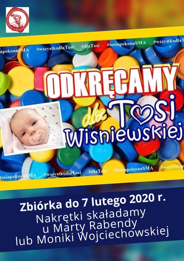 Odkręcamy dla Tosi Wiśniewskiej