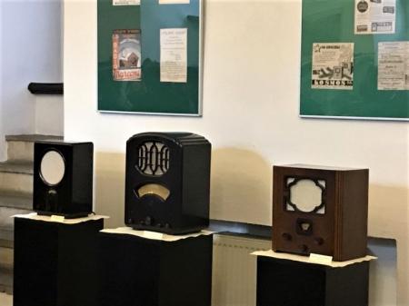 Historia radia i radiofonii w Muzeum Piastów Śląskich