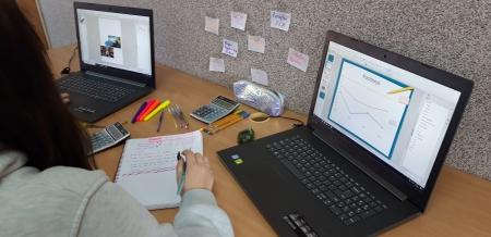 Pracownia gospodarki materiałowej dla zawodu technik logistyk