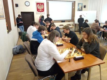 Mistrzostwa Powiatu Brzeskiego w szachach