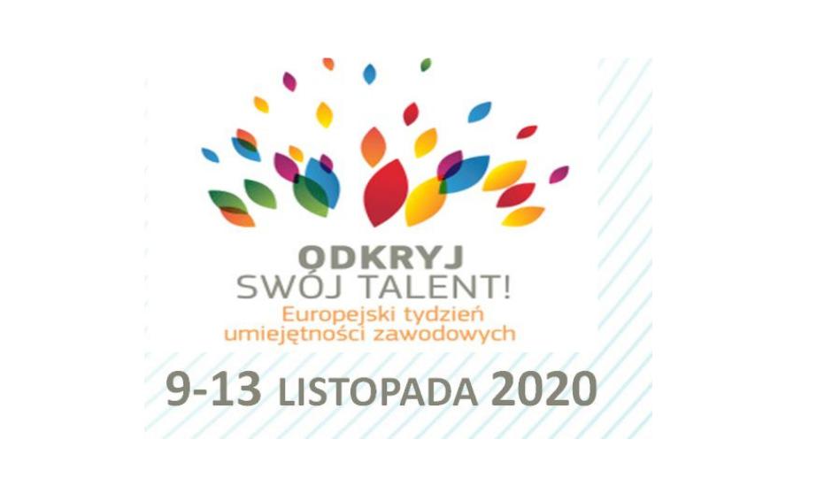 Zarejestruj się teraz na Europejski Tydzień Umiejętności Zawodowych 2020