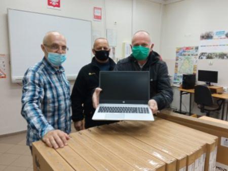 Laptop dla każdego nauczyciela