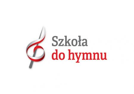 Podziękowanie za wspólne śpiewanie hymnu