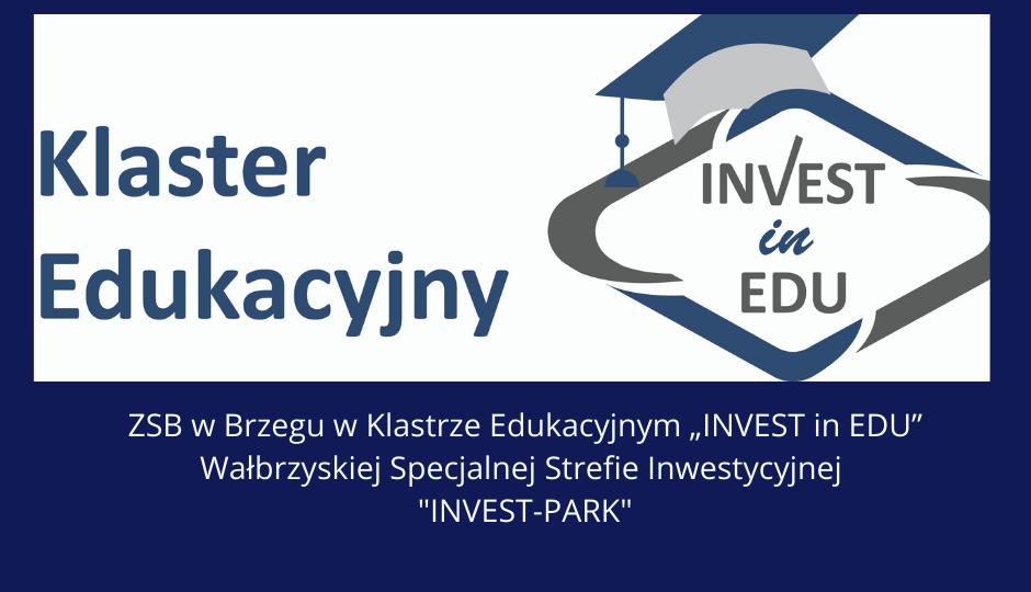 ZSB w Brzegu w Klastrze Edukacyjnym Wałbrzyskiej Specjalnej Strefie Inwestycyjn