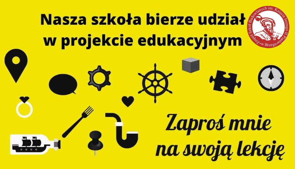 Zaproś nas na swoją lekcję – ogólnopolski projekt edukacyjny