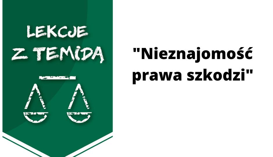 """""""Lekcje z Temidą"""""""