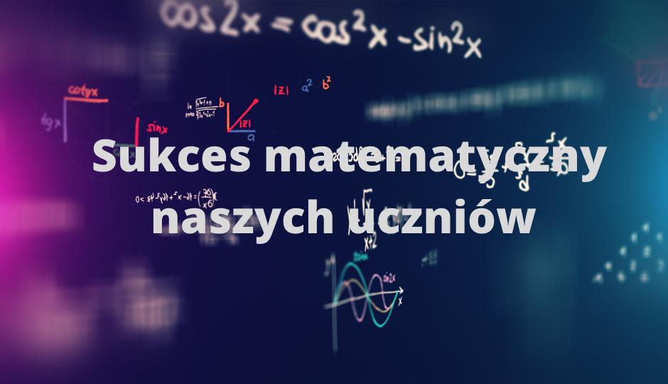 Matematyka nie taka straszna
