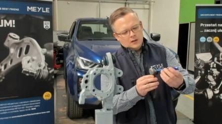 Szkolenie z firmą MEYLE - kolejne zdalne szkolenie dzięki firmie Inter Cars S.
