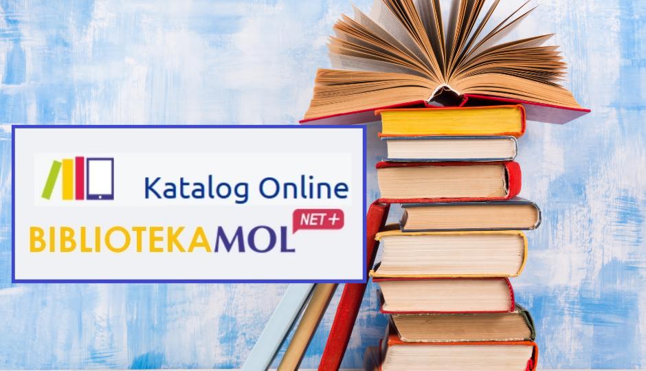 Nowy system biblioteczny MOL NET+ już funkcjonuje w naszej szkole (dostępny przez Intern