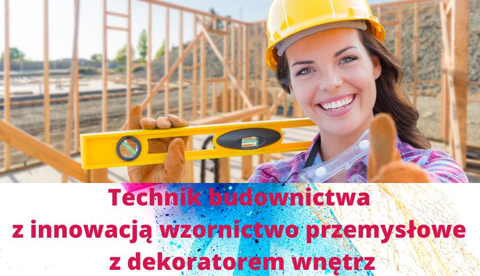 Technik budownictwa z innowacją wzornictwo przemysłowe z dekoratorem wnętrz