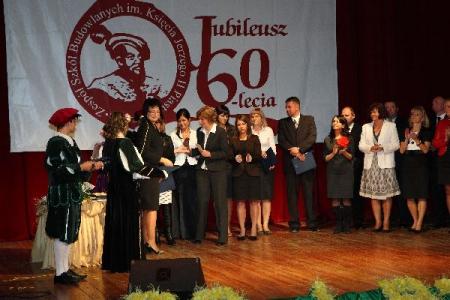 60 -lecie ZSB w Brzegu